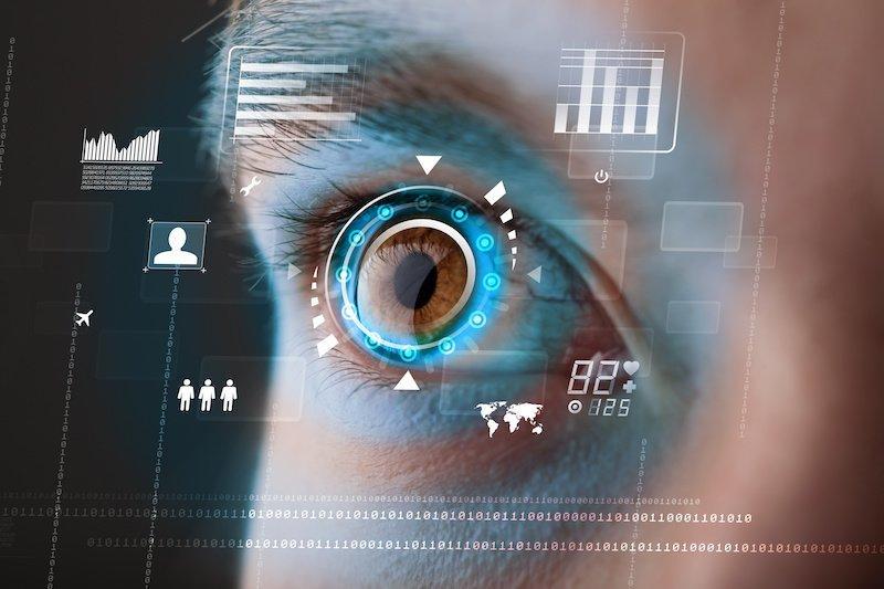 Oeil bionique cybersécurité